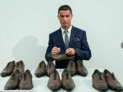 """Bóng đá - Ronaldo: """"Thua"""" sân cỏ, """"thắng"""" trên thương trường"""