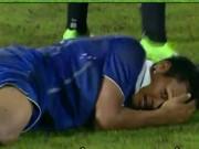 Bóng đá - U19 Thái Lan tái hiện pha ăn vạ nổi tiếng của Busquets