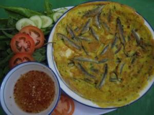 Ẩm thực - Ngon khó cưỡng cá linh chiên trứng mùa nước lũ miền Tây