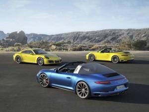 """Porsche tung """"cặp bài trùng"""" mới"""