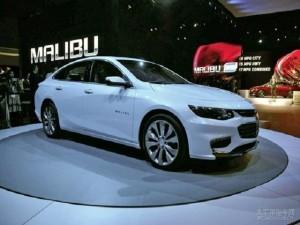 Soi nội thất Malibu Chevrolet sắp trình làng
