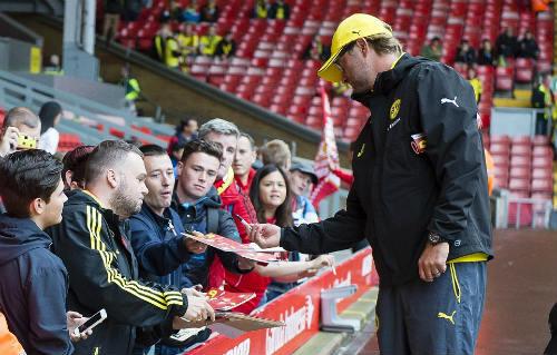 """Chưa tới Liverpool, Klopp đã tổ chức """"họp kín"""" - 2"""