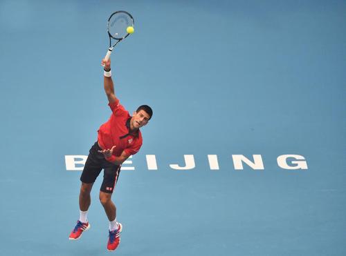 China Open ngày 4: ĐKVĐ và Á quân US Open bị loại - 1