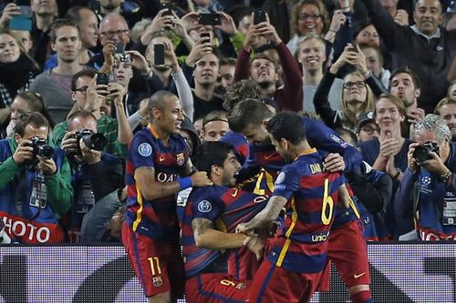 Cơ hội xem Messi, Neymar, Suarez trình diễn ở Nou Camp - 2