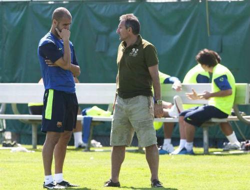 Nóng: Guardiola đạt thỏa thuận dẫn dắt Man City - 1