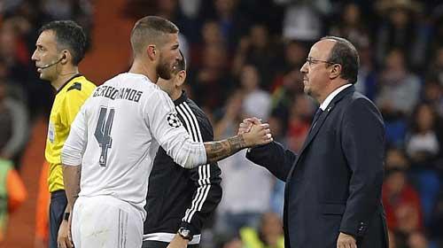 """Benitez – Ramos """"làm lành"""" trước tin đồn bất hòa - 1"""