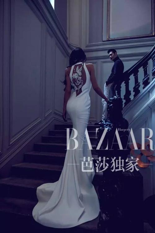 Ngắm trọn bộ ảnh cưới của Huỳnh Hiểu Minh, Angelababy - 13