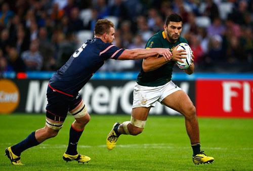 Sốc: SAO rugby cắn người như Suarez - 3