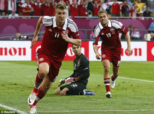 BĐN – Đan Mạch: Trọng trách trên vai Ronaldo - 2