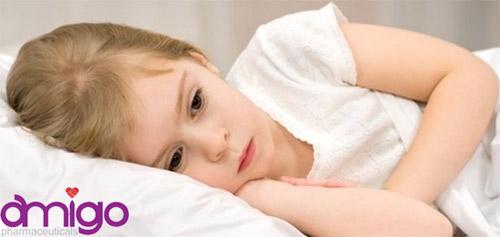 Tại sao bé thường khó ngủ vào ban đêm? - 1