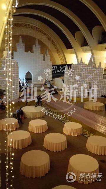 Đột nhập nơi diễn ra đám cưới xa hoa của Huỳnh Hiểu Minh - 5