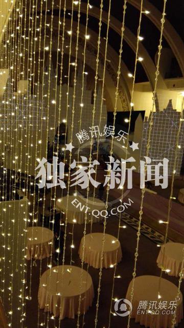 Đột nhập nơi diễn ra đám cưới xa hoa của Huỳnh Hiểu Minh - 7