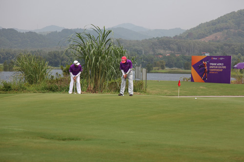 Golfer không chuyên Việt Nam và khát vọng vươn tầm thế giới - 2