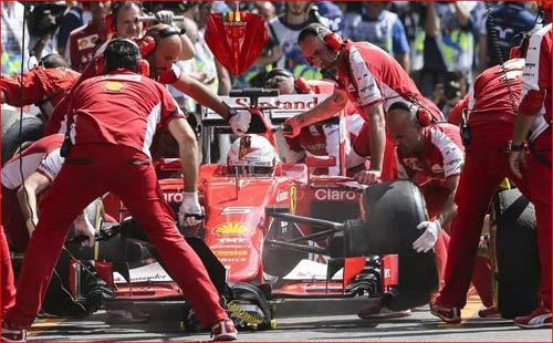 F1, Russian GP 2015: Liệu có bất ngờ - 1