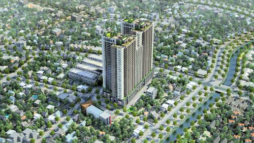 507 triệu đồng sở hữu căn hộ cao cấp tại Quận Hà Đông - 1