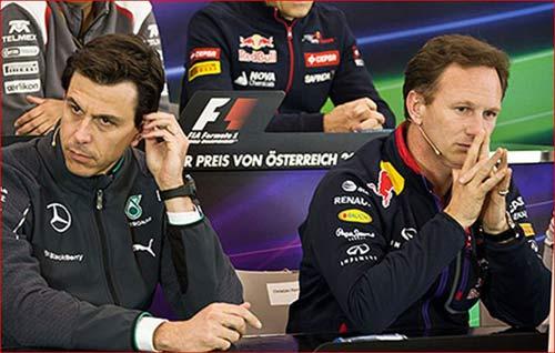 F1: Sóng gió chưa qua với Red Bull - 1