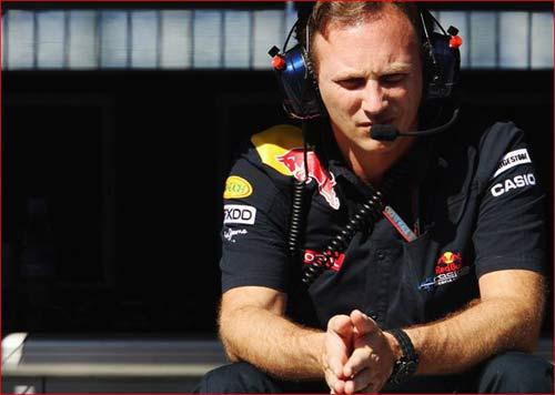 F1: Sóng gió chưa qua với Red Bull - 2