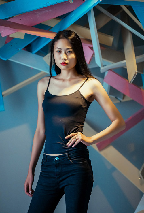 """Người đẹp Hoàn vũ Việt """"trình làng"""" ở tuần thời trang - 8"""