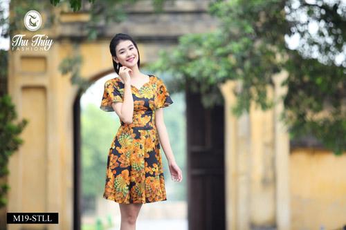 Ưu đãi 40% đầm liền mùa thu từ Thu Thủy Fashion - 9
