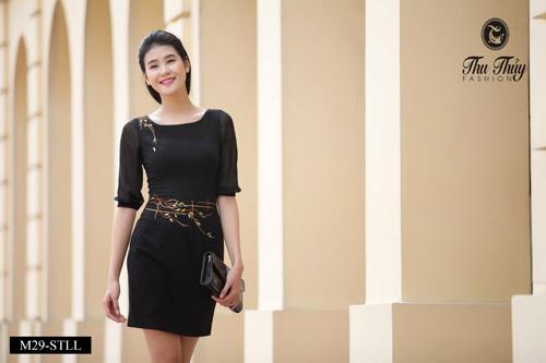 Ưu đãi 40% đầm liền mùa thu từ Thu Thủy Fashion - 10