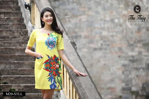 Ưu đãi 40% đầm liền mùa thu từ Thu Thủy Fashion - 11