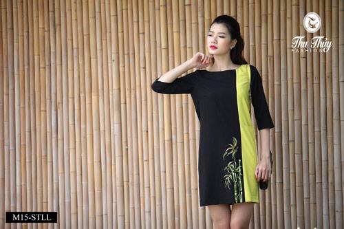 Ưu đãi 40% đầm liền mùa thu từ Thu Thủy Fashion - 12