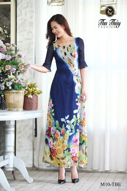 Ưu đãi 40% đầm liền mùa thu từ Thu Thủy Fashion - 13