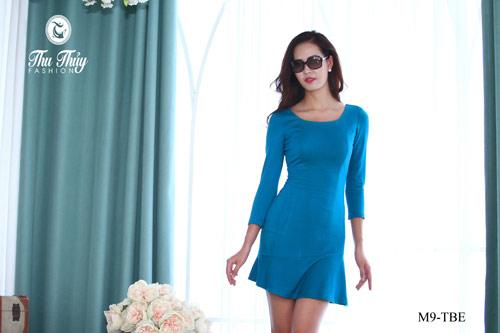 Ưu đãi 40% đầm liền mùa thu từ Thu Thủy Fashion - 14