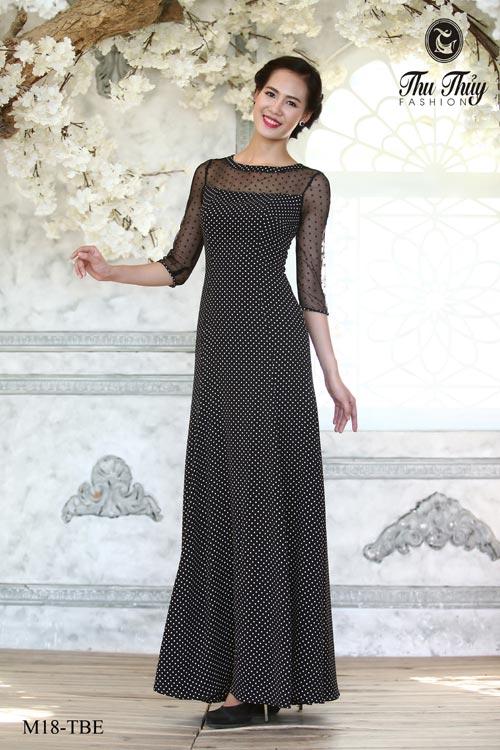Ưu đãi 40% đầm liền mùa thu từ Thu Thủy Fashion - 15