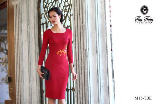 Ưu đãi 40% đầm liền mùa thu từ Thu Thủy Fashion - 1