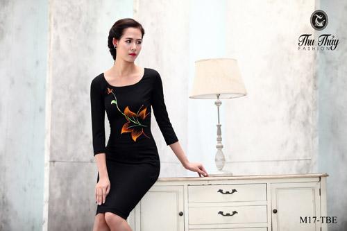 Ưu đãi 40% đầm liền mùa thu từ Thu Thủy Fashion - 3