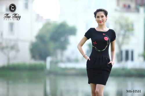Ưu đãi 40% đầm liền mùa thu từ Thu Thủy Fashion - 4