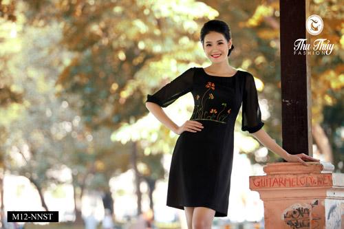 Ưu đãi 40% đầm liền mùa thu từ Thu Thủy Fashion - 5