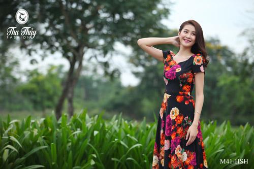 Ưu đãi 40% đầm liền mùa thu từ Thu Thủy Fashion - 6