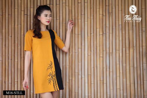 Ưu đãi 40% đầm liền mùa thu từ Thu Thủy Fashion - 8