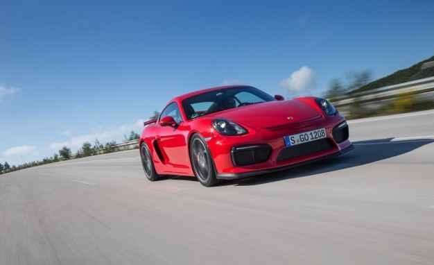 Porsche Cayman Clubsport GT4 bản đua sắp ra mắt - 1