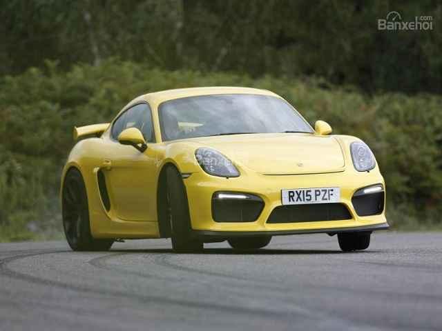 Porsche Cayman Clubsport GT4 bản đua sắp ra mắt - 2