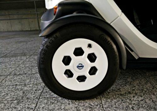 Xe Nissan siêu nhỏ: Giải pháp mới cho tương lai - 9