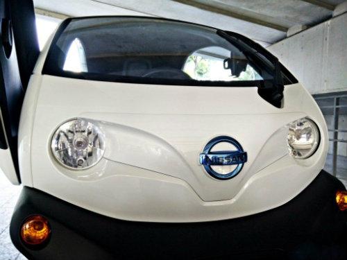 Xe Nissan siêu nhỏ: Giải pháp mới cho tương lai - 12