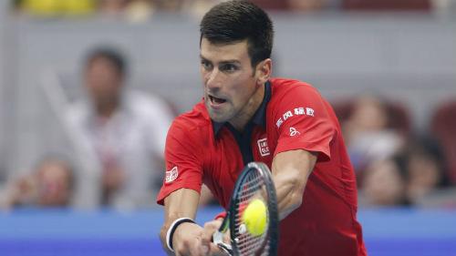 Djokovic – Ze Zhang: Uy lực đáng sợ (V2 China Open) - 1