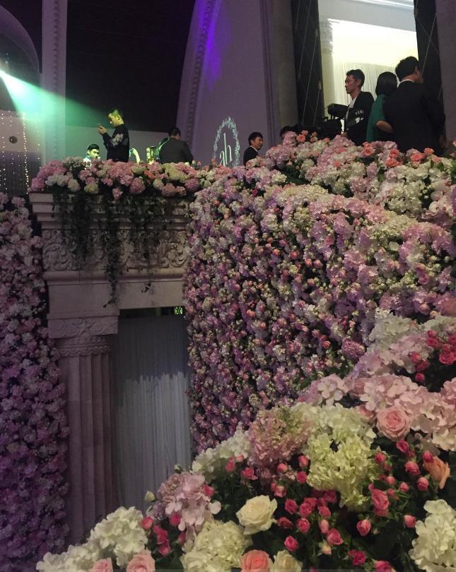 Hôn lễ Huỳnh Hiểu Minh, Angelababy ngập tràn nước mẳt hạnh phúc - 46