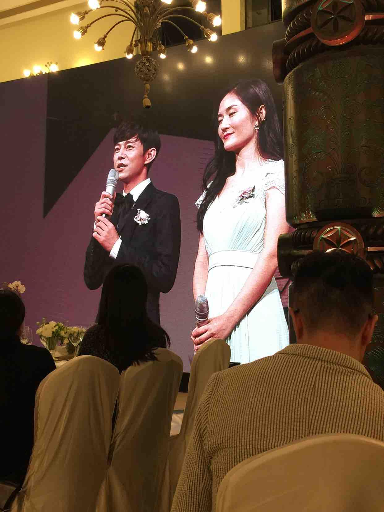 Hôn lễ Huỳnh Hiểu Minh, Angelababy ngập tràn nước mẳt hạnh phúc - 34
