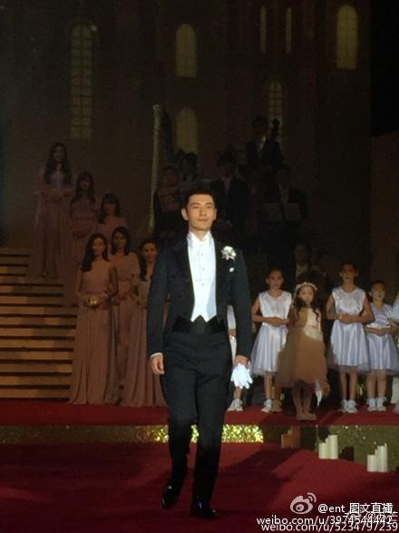 Hôn lễ Huỳnh Hiểu Minh, Angelababy ngập tràn nước mẳt hạnh phúc - 33