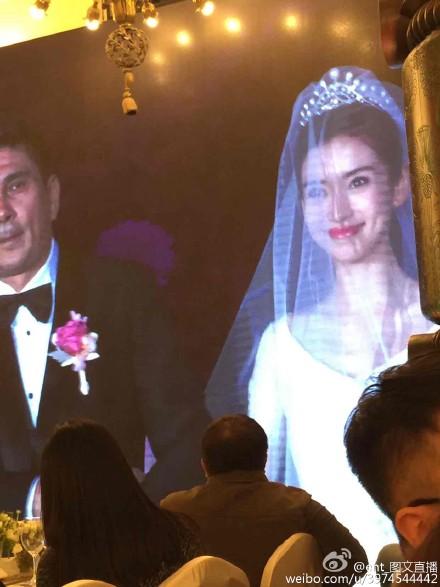 Hôn lễ Huỳnh Hiểu Minh, Angelababy ngập tràn nước mẳt hạnh phúc - 28