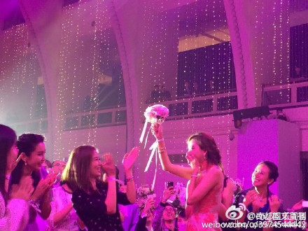 Hôn lễ Huỳnh Hiểu Minh, Angelababy ngập tràn nước mẳt hạnh phúc - 10
