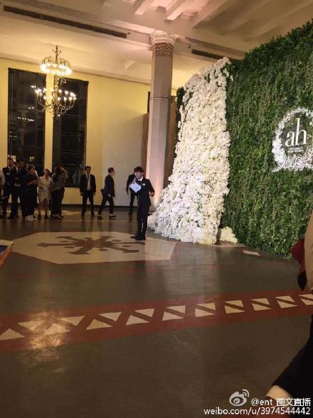 Hôn lễ Huỳnh Hiểu Minh, Angelababy ngập tràn nước mẳt hạnh phúc - 14