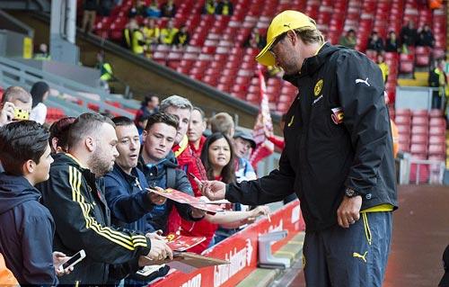 CHÍNH THỨC: Klopp đồng ý dẫn dắt Liverpool - 1