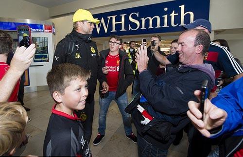 CHÍNH THỨC: Klopp đồng ý dẫn dắt Liverpool - 2