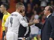 """Bóng đá - Benitez – Ramos """"làm lành"""" trước tin đồn bất hòa"""