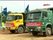 Video An ninh - Khởi công đường ống nước sông Đà 2 sau 15 lần vỡ